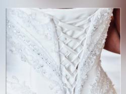 Suknia ślubna firmy Wings Bridal