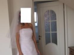 Suknia ślubna firmy Wings bridal-colorado