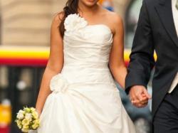 Suknia ślubna Fleurette firmy Cymbeline