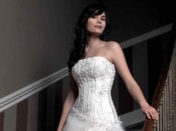Suknia ślubna francuska stan idealny