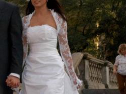 Suknia ślubna francuskiej firmy Cymbeline