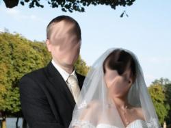Suknia Ślubna Francuskiej Firmy Pronuptia 2010