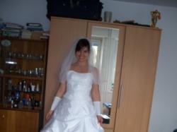Suknia ślubna GALA biała rozmiar 36/38 168
