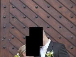 Suknia ślubna GALA Holie Ecru