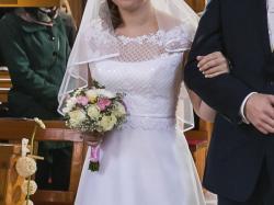 Suknia Ślubna GALA Joelle 2015 rozm. 40