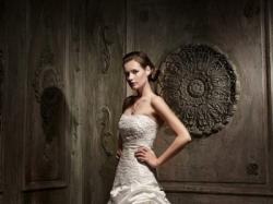 Suknia Ślubna - Gala- Keiko kolor ecru- okazja!!!