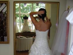suknia ślubna Gala - Klio
