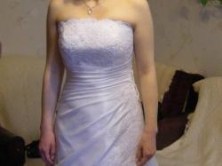 Suknia ślubna Gala Maureen, rozmiar 38 Kielce