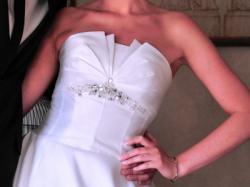 suknia ślubna Gala Melanie rozm. 40