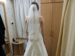 Suknia ślubna Gala model Heidi (ecru)