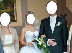 suknia ślubna Gala model Owena 36