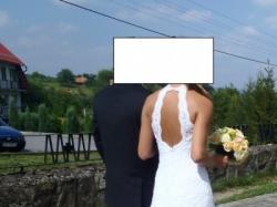 Suknia ślubna GALA ZETTI 2012