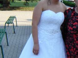 Suknia Ślubna Gamma Piękna
