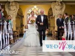 Suknia ślubna Glasgow rozmiar 38