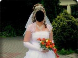 """Suknia Ślubna """"Gloria"""" z salonu Karina"""