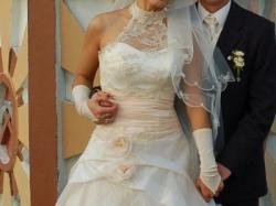 Suknia ślubna GOLD