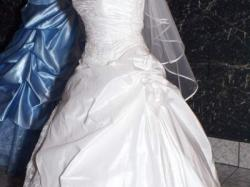 """Suknia Ślubna """"Grace"""" z kolekcji Isabel."""