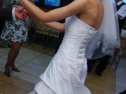 Suknia ślubna + GRATISY