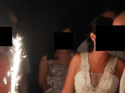 """Suknia ślubna """"greczynka"""""""