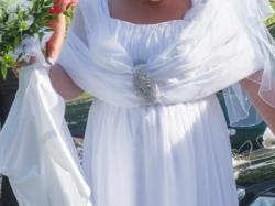 Suknia Ślubna Greczynka