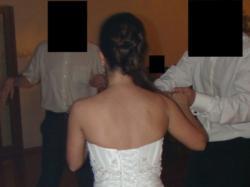 Suknia ślubna Hartlyn z kolekcji Herm's 2010