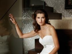 Suknia ślubna Herm's Eliane w rozmiarze 36