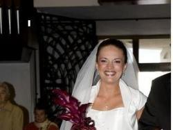 Suknia ślubna HERM'S model: Lequese w kolorze ecru – Ivory