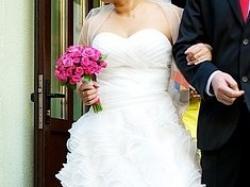 Suknia ślubna Herm's Vaniomo + GRATISY