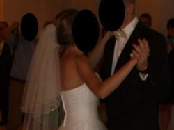 suknia ślubna Herm's Celandine + welon
