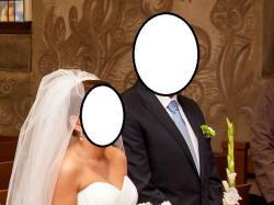 Suknia ślubna Herm's Debusy z gratisami