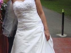 Suknia ślubna HERM'S ELDORA!