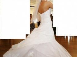 SUKNIA ŚLUBNA Herm's - Eleri - prześliczna suknia ślubna z Hiszpanii