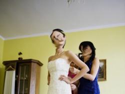 Suknia Ślubna -Herm's Glamour