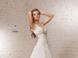 Suknia Ślubna Herm`s,  Model: Gilian 2010