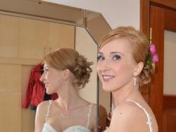 Suknia ślubna Herm's + welon gratis!!!
