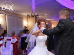 Suknia ślubna Herms Candice S/XS / XXS OKAZJA!!!
