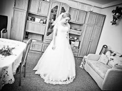 Suknia Ślubna HERMS CELANDINE r38 165cm