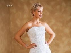 Suknia ślubna Herms Kelaz + dodatki w cenie 800zł