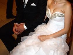 suknia ślubna hiszpanka POLECAM!!!