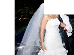 Suknia ślubna hiszpanka Pronuptia Paris