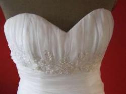 suknia ślubna hiszpanka rozm.34-36