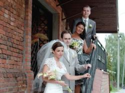 Suknia ślubna hiszpanka- Urszula Mateja