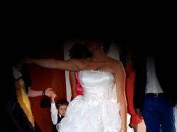 Suknia ślubna hiszpańska