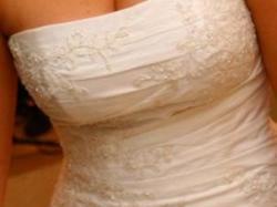 suknia ślubna hiszpańska 2008!!!