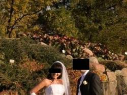 Suknia ślubna Hrms model Kera
