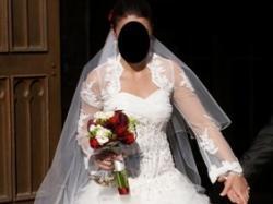 Suknia ślubna IMPERIAL sezon 2011