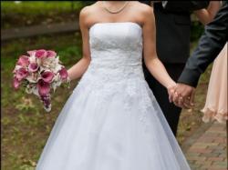 Suknia ślubna IMPRESSJA