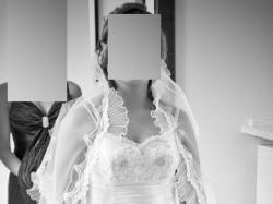 Suknia ślubna Infinity.