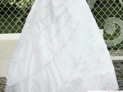 Suknia ślubna Infinity KARINA (bolerko i welon GRATIS) 500zł cena do negocjacji