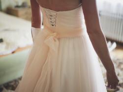 Suknia ślubna InLove Fiore Pink